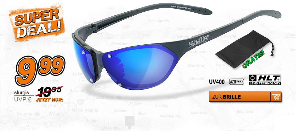 Helly Bikereyes Super Deal Bikerbrille Sturgis 514-abv